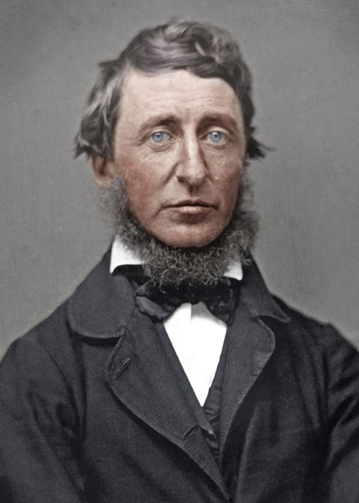 (Dis)obberire 03 Thoreau