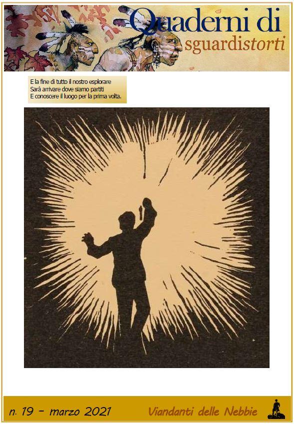 Sguardistorti 19 copertina