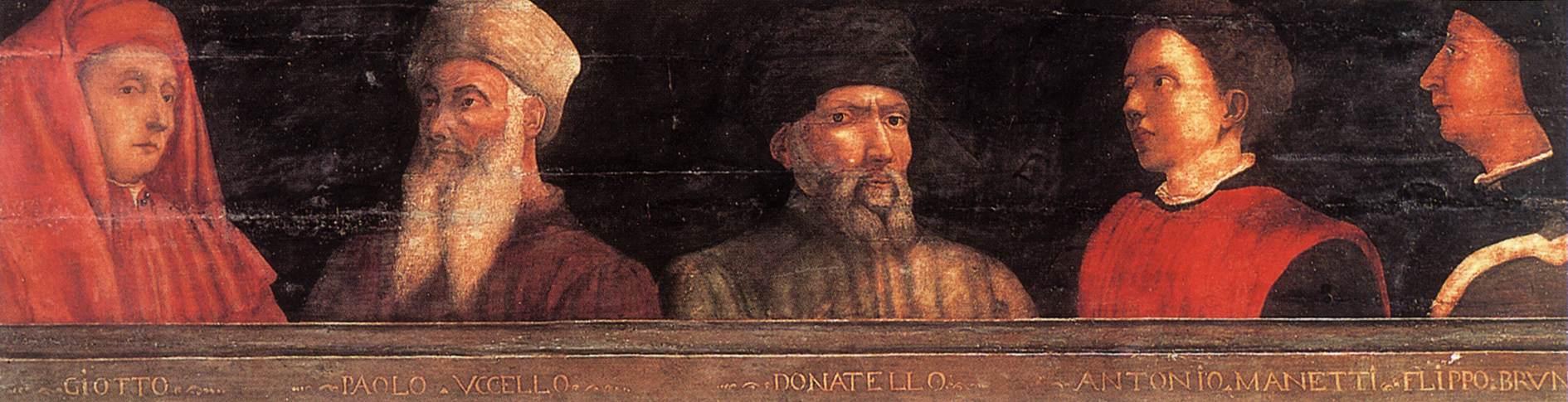 14 Paolo Uccello, Cnque maestri del Rinascimento fiorentino2