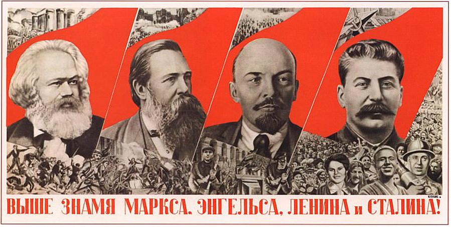 20 da Marx a Stalin