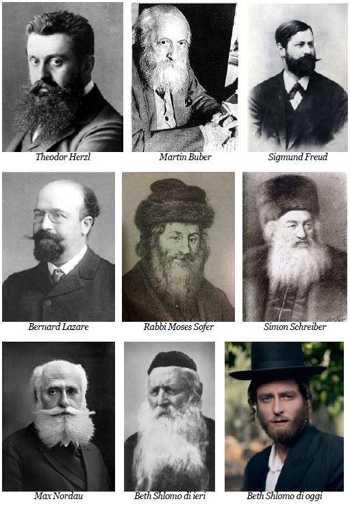 tav 27 Barbe sioniste (e non)
