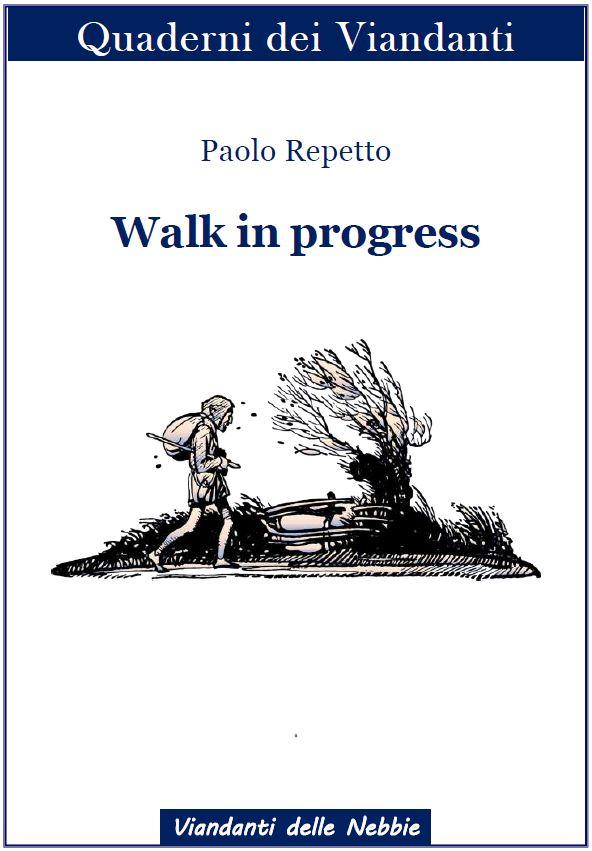 Walk in progress Copertina